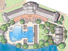 Pool Layout