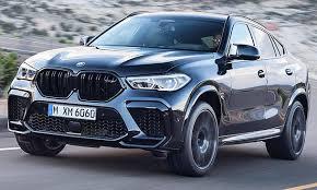 Bmw X6 M 2020 Motor Ausstattung Autozeitung De