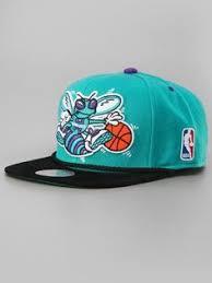 <b>Mitchell & Ness</b> Charlotte Hornets NBA Viscord Aqua
