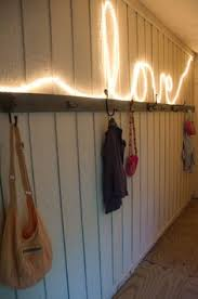 rope lighting ideas. rope lighting typography for a rustic wedding ideas s