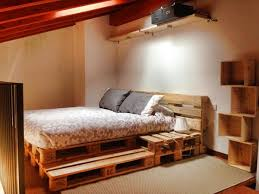 pallet bedroom furniture. 27 Insanely Genius DIY Pallet Bed Ideas That Will Leave You Speechless Bedroom Furniture N