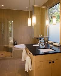 pendant lighting for bathroom vanity. Awesome Modern Pendant Lights For Bathroom Vanity Wooden Component Hanging Washbasin Lighting Lamp Cream D