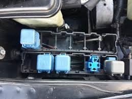 radiator cooling fans power motor or relay issue nissan forum click image for larger version 20140909 184946 1410498094896 jpg views 8025 size 84 9