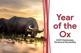 Lucky Animal Chart Year Of The Ox 2020 Horoscope Zodiac Ox Fortune