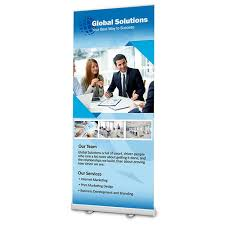 Affordable Retractable Banner Printing Great Deals 48hourprint