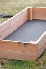 Small Picture Step By Step Build the Ultimate Raised Bed Raised bed Brown