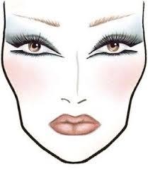 Face Charts For Sale Pin On F A C E O F F