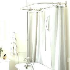 tub shower curtain styles bathtub liner clawfoot conversion kit