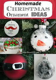 30 Easy DIY Christmas Ornaments Made From Light BulbsChristmas Ornament Craft Ideas