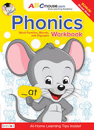 10 easy to learn number coloring pages for your little ones: Abcmouse Phonics Word Families 80 Page Workbook With Stickers By Bendon Publishing Walmart Com Walmart Com