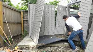 ben uyeda builds a concrete slab foundation for a tool shed for more information go