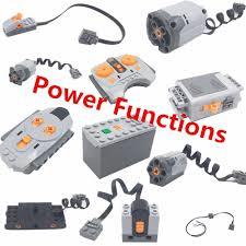 Lego Technic Power Functions Lights Motor Technic Power Functions Series 8881 88003 8882 Train