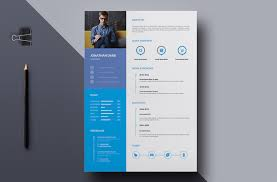 Resume Design New Cv Design In Word Canreklonecco