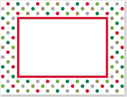 Holidots Photo Frame Cards Christmas Cards Holiday Cards Greeting