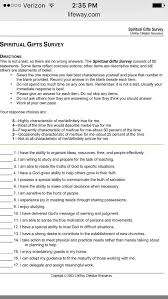 gifts of the holy spirit test awesome printable spiritual gifts test lifeway