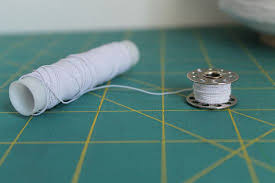 How To Use Elastic Thread In Sewing Machine