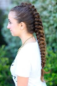 Quick Hairstyles For Braids How To Create A Dragon Braid Cute Girls Hairstyles