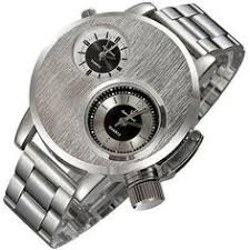 <b>BAOGELA Chronograph</b> Stainless Steel Watch for Men | Men ...