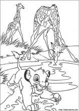 Small Picture The Lion King coloring pages on Coloring Bookinfo