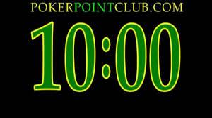 Ten Minutes Countdown 10 Minute Video Timer Countdown On Vimeo