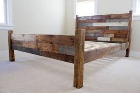 rustic bed plans.  Plans Rustic Bed Plans Wood Frame Repair R Affashionco Rustic  Wood Queen Bed Awesome For Plans A