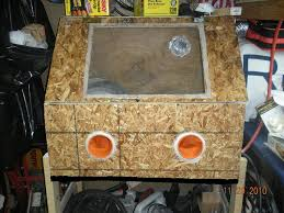 homemade soda blaster cabinet digitalstudiosweb com