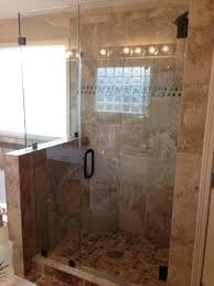 half wall bathroom glass shower walls lovely half wall half glass shower google search bathroom wall