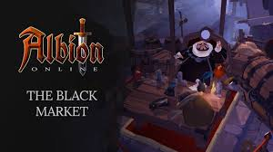 The Albion Online Black Market How To Make Silver With It