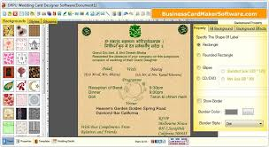 Invitations Card Maker Wedding Card Maker Software Make Invitation Cards For Marriage Ceremony