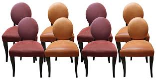 Viyet - Designer Furniture - Seating - Q Collection Eco Friendly  Upholstered Bessie Dining Chairs