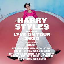 Harry Styles To Take Love On Tour To ...