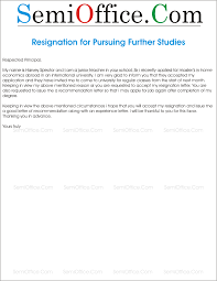 resignation letter for further studies png resignation letter for higher education degree