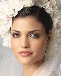 sophisticated bridal makeup look