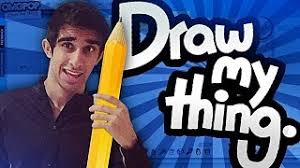 draw my thing vloggest