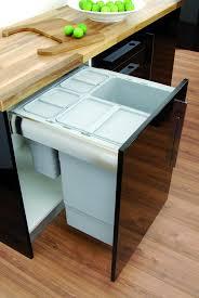 Kitchen Waste Bin Door Mounted Kitchen Storage Waste Management