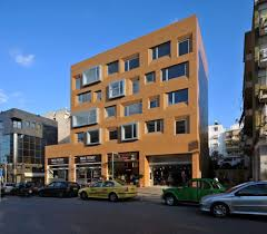 Jordan 23 google office Bulls Offices And Stores Building In Athens Potiropoulos Dl Architects Charalambos Loizides Yhomeco Selected Projects u003cspan Classu003d