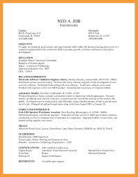 Resume Objective For Warehouse Worker Donation Form Template