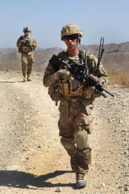 u s department of defense photo essay u s iers and afghan border patrolmen provide security during a patrol outside forward operating base curry in paktika province sept