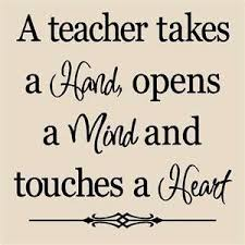 Teacher Quote - can't wait to become a teacher and be there for ... via Relatably.com