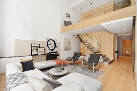 apartment design. Modern Interior Design Of A Duplex Apartment In New York T