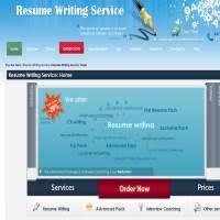 Resume Writing Service image No Reviews com