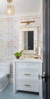 Powder Room Wallpaper Best 25 Bathroom Wallpaper Ideas On Pinterest Half Bathroom