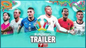 كأس أمم أوروبا يورو 2021 - UEFA EURO 2021 Trailer 4K - YouTube