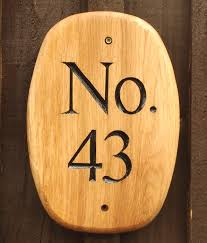 house number house signs
