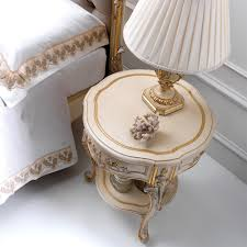 top 53 superb round nightstand walnut side table round metal accent table round night table design