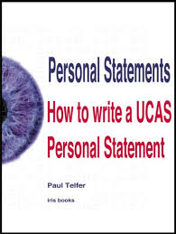 Personal Statements How To Write A Ucas Personal Statement