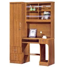 Office bookshelf design Shaped Mdf Computer Table With Bookshelf Designs Pvc Door Wooden Office Table Scswatvbclub Mdf Computer Table With Bookshelf Designs Pvc Door Wooden Office