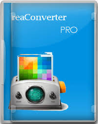 Image result for ReaConverter Pro logo