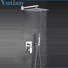 bathroom shower faucets. Free Shipping Modern Luxury 12 Inch Big Bath \u0026 Shower Faucet Mixers Taps Bathroom Sets Hotels Chuveiro Lanos Lada Ducha-in Faucets From Home H