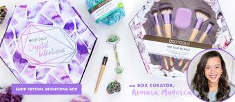 ecotools crystal intentions